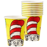 Dr. Seuss 9oz Cups