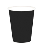 BLACK HOT/COLD CUPS-20 CT