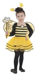 Ballerina Bee Todd(3-4) Girls Costume
