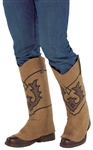 Cowboy Boot Covers