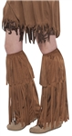 Indian Fringe Leg Warmers Female