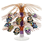 Day of the Dead Mini Cascade Centerpiece