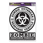 Zombie Outbreak Response Vehicle Peel N Place