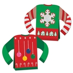Ugly Sweater 3D Centerpiece