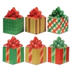 Christmas Favor Boxes