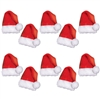 Santa Hats Mini Cutouts