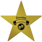 Awards Night Foil Star