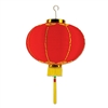 Good Luck Chinese Lantern with Tassel - Medium
