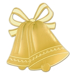 GOLD FOIL BELL SILHOUETTES
