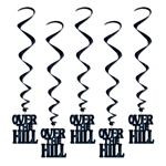 OVER-THE-HILL WHIRLS - BLACK