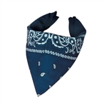 NAVY BASIC BANDANA