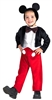 Mickey Mouse Deluxe Kids Costume - Small