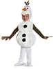 Olaf Costume Medium Child