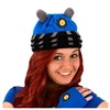 Doctor Who Dalek Beanie Blue