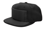 Bricky Blocks Black Baseball Hat