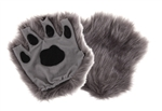 Fingerless Paws - Gray