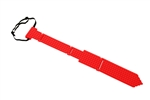 Bricky Blocks Neck Tie - Red