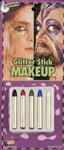 Glitter Make-Up Sticks