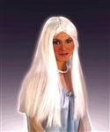 WHITE ANGEL WIG