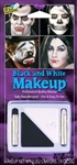 Black And White Cream Makeup Kit