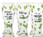 Humor Irish Pint Glasses