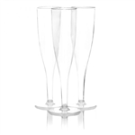 CHAMPAGNE FLUTES (10 COUNT)