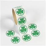 Shamrock Sticker Roll