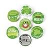 Shamrock Assorted Buttons Value Pack