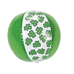 St Patrick Beach Ball