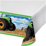 Tractor Time Table Cover