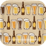 Cheers & Beers 7 Inch Plates