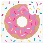 Donut Time Beverage Napkins