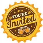 Cheers & Beers Invitations