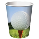 Golf Sports Fanatic Hot/Cold 9oz Cups