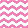 Candy Pink Chevron/Dots Luncheon Napkins