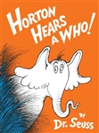 Horton Hears A Who! Book