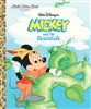 Disney Mickey And The Beanstalk Classic Little Golden Book