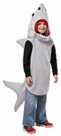 Shark Costume Child 4-6