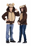 Monkey Hoodie Child Costume (12-14)