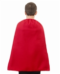 Red Kids Cape