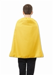 Yellow Kids Cape