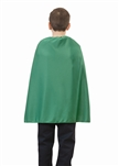Green Kids Cape