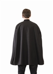Black Adult Cape