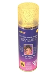 GOLD GLITTER COLOR HAIRSPRAY