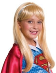 Supergirl Child Wig