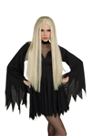 BLONDE LONG WITCH WIG