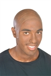 Dark Skin Bald Head Cap