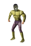 Hulk Deluxe Muscle Chest Adult Costume - Standard