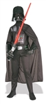 Darth Vader Child's Costume - Large
