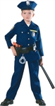 POLICE CHILD'S COSTUME - SMALL